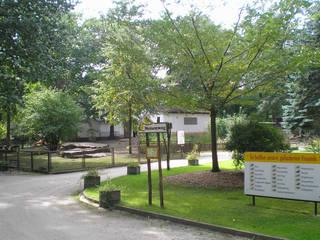 Tierpark Finsterwalde © Tierpark Finsterwalde