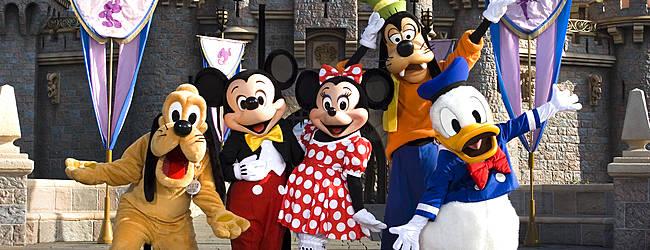 Disneyland Park © Disneyland Resort