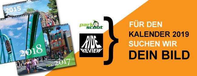 Parkscout Kalender 2018