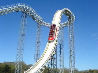 Oakwood Theme Park © Brian Marshall